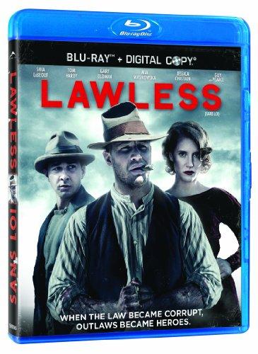 Lawless [Blu-ray + Digital Copy] (Bilingual)