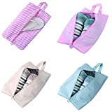 Travel Luggage Packing Organizers with Laundry Bag