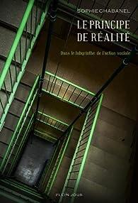 Le principe de réalité par Sophie Chabanel