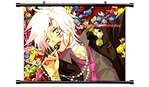 D Gray Man Anime Fabric Wall Scroll Poster (32x24) Inches