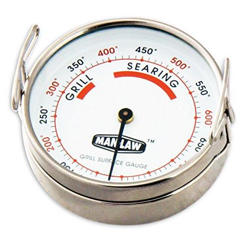 MAN LAW BBQ MAN T387BBQ Thermometer