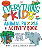 Kids' Animal Puzzles, Beth L. Blair and Jennifer A. Ericsson, 1593373058