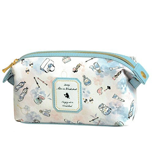 Alice In Wonderland Makeup (Disney Princess Alice in wonderland Pencil / Cosmetic Pouch Makeup Rouge 015711)