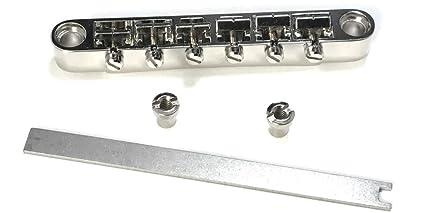 Amazon com: FABER® TONE-LOCK™ BRIDGE, in GLOSS NICKEL, for