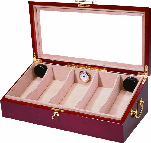 Display 4 Humidor, Retail by Quality Importers