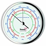 Thomas Traceable Precision Dial Barometer, 1-4hrs