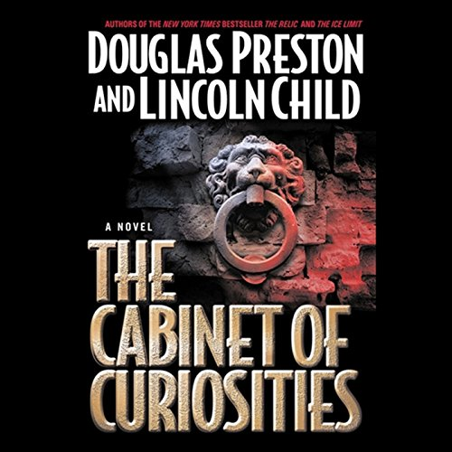 The Cabinet of Curiosities: A Novel Audiobook [Free Download by Trial] thumbnail