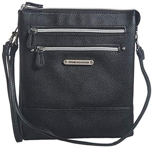 Stone Mountain Crossbody Handbags - 8