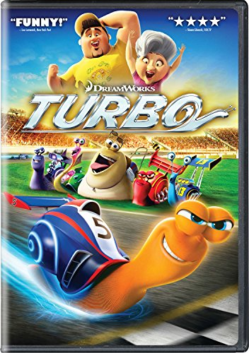 Turbo by Fox Home Entertainment