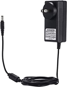 DEYF Adapter 30V 500mA Replacement Charger Power Supply for Bosch Athlete BCH6L2561,BCH625KTGB, BBH6PZOO, BBH6P25K, BBH625W60, BBH6P25,BCH65PET,Bosch Siemens 12006117 25.2V Cordless Vacuum Cleaner