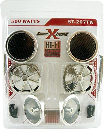 300 Watt Chrome Car Tweeters 100 Pairs Wholesale! by SoundXtreme (Image #1)