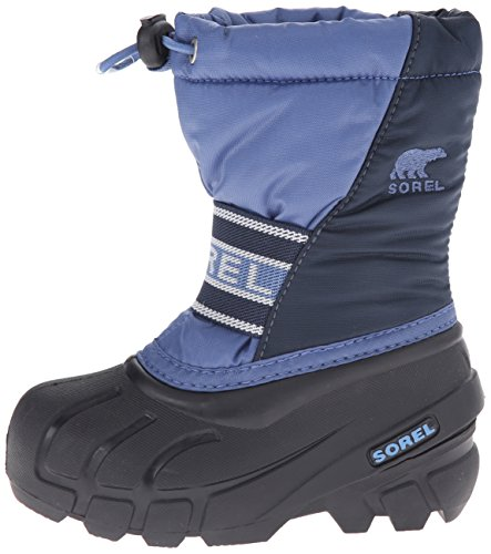 Pictures of Sorel Youth Cub B Cold Weather Boot ( Blues 7 M US Big Kid 5