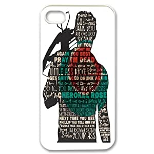 Walking Dead Fan Print phone Case Cove For Iphone 4 4S case cover XXM9962608