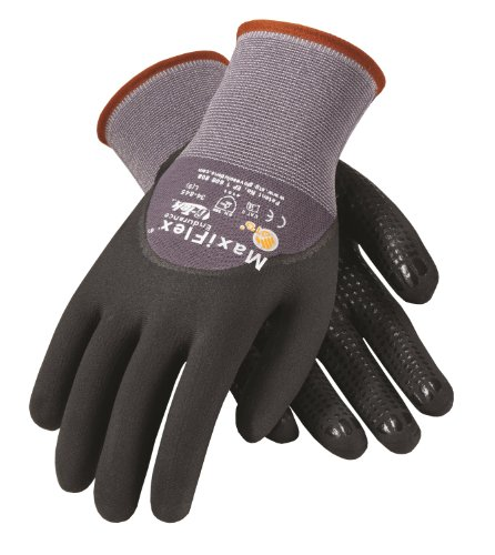 G-TEK Maxiflex Endurance 34-845 Seamless Knit Coated Gloves