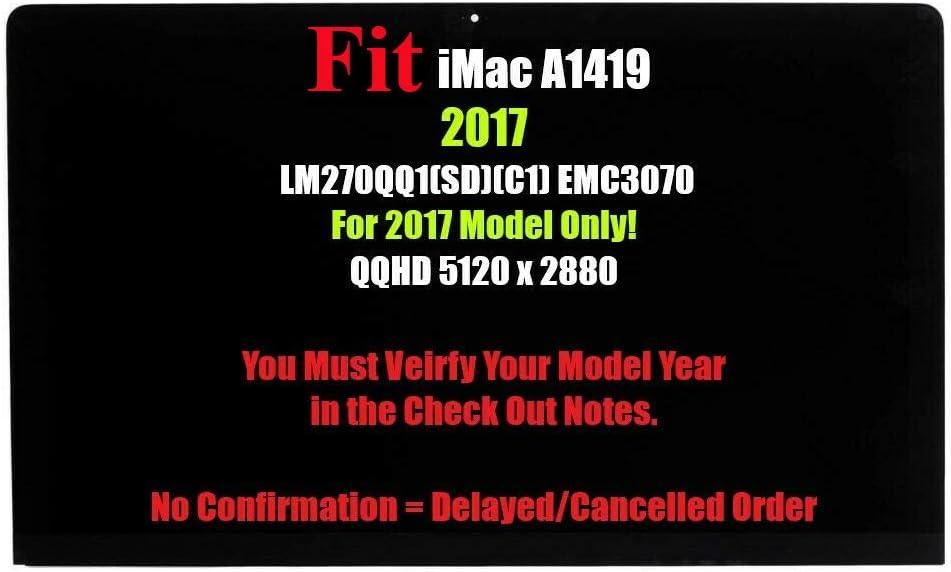 Original New A1419 5K LCD Screen for iMac 27