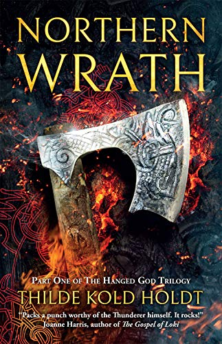 Book Cover: Northern Wrath: The Hanged God Trilogy