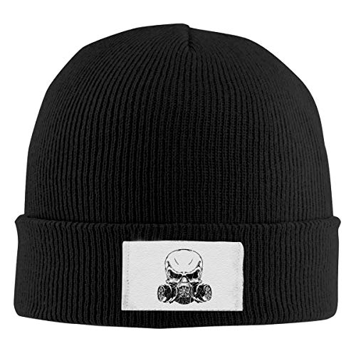 Beanies Caps Gas Skull Masks Wool Knitted Hat Unisex Skull Caps