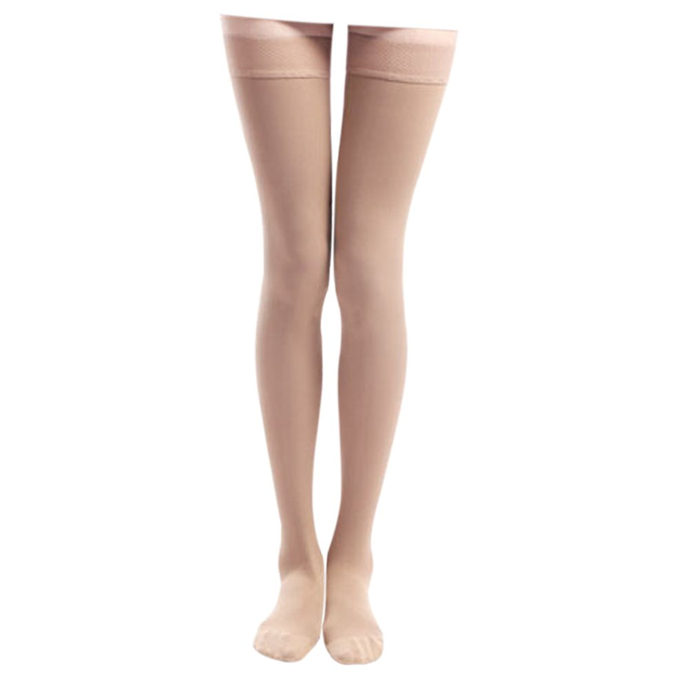 Xinvision Thigh High Compression Maternity Stockings - Varicose Vein Socks