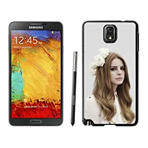 Samsung Galaxy Note 3 Lana Del Rey Black Screen Phone Case High Quality Durable Cover