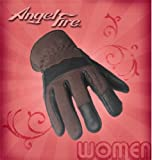 AngelFire Women's TIG Welding Gloves - Chocolate, Size X-Small