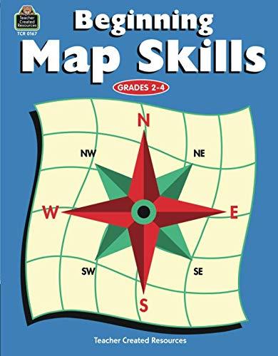 Beginning Map Skills, Grades 2-4