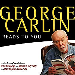 George Carlin Reads to You