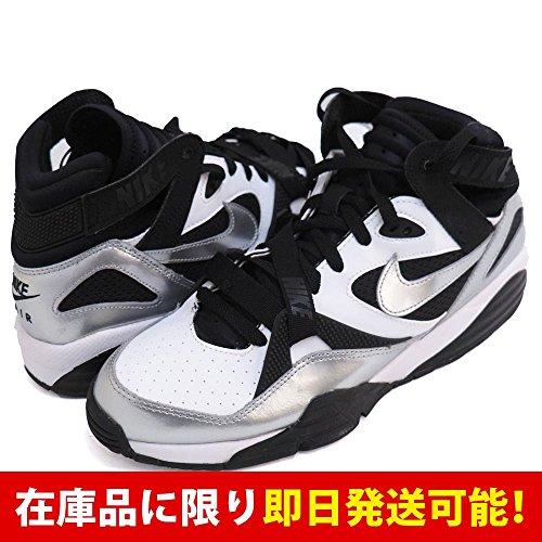 分子どこか暗殺Nike(ナイキ) オークランド?レイダース ボー?ジャクソン エアトレーナーマックス 91 AIR TRAINER MAX '91 309748-100 (ホワイト)