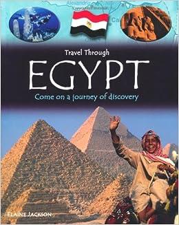 Book Travel Through: Egypt
