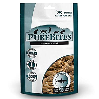 Cat Food PureBites Freeze-Dried Cat Treats [tag]