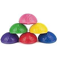 Balansbal, balansoefeningen, stabiliteitsbal, voor kinderen, binnen- en buitenspelen, stimuleert coördinatie en balans…