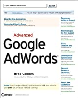 Advanced Google AdWords Front Cover