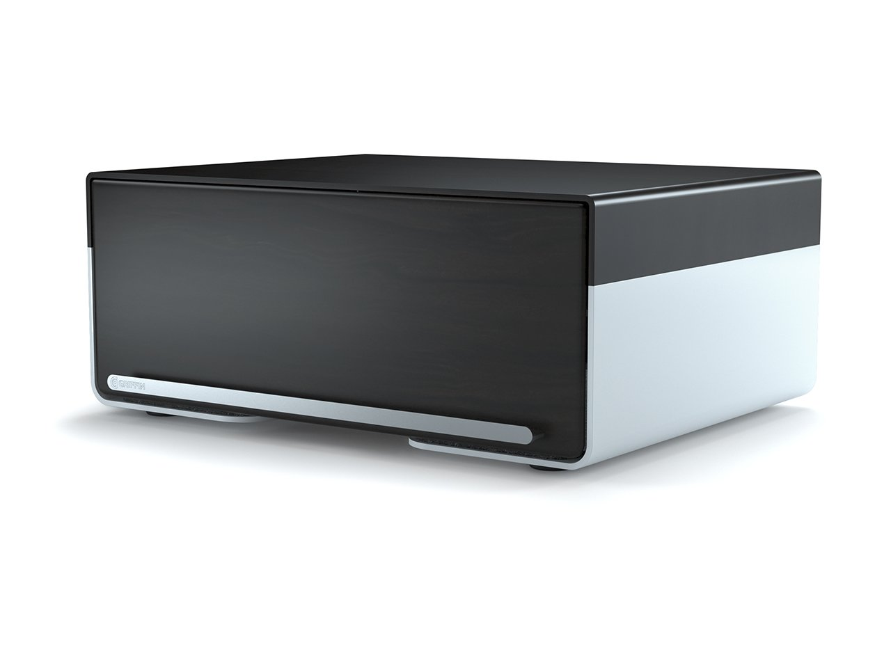 Griffin Cove USB 5- Port Charging Station, Dark Ebony - An elegant place to store and charge everything.