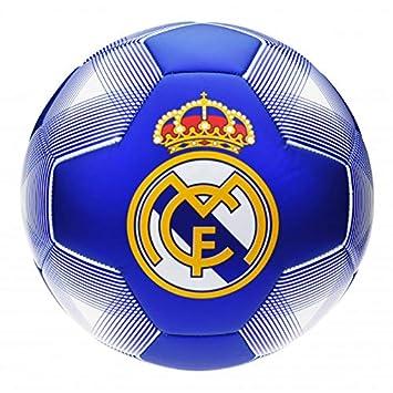 910d09924dc84 ROGERS Balon Real Madrid Azul Grande  Amazon.es  Deportes y aire libre