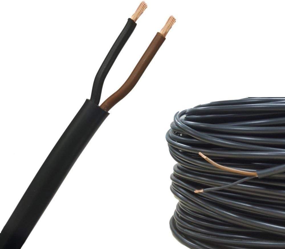 10m 20m o 50m selezione: 5m metri Cavo elettrico multipolare per automobile // rimorchio 5m 4 poli 4 x 1.5 mm/² cavo tondo