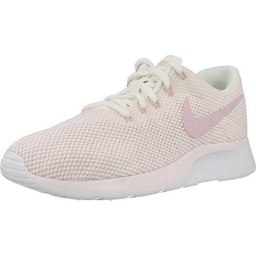 Nike Tanjun Racer Rosa 921668 Zapatillas para Mujer: Amazon.es: Zapatos y complementos