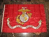 4X6 Usmc Marine Marines 210D Nylon Flag 4'X6'