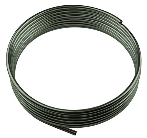 - 304 Stainless Steel Brake Fuel Transmission Line Tubing 3/8