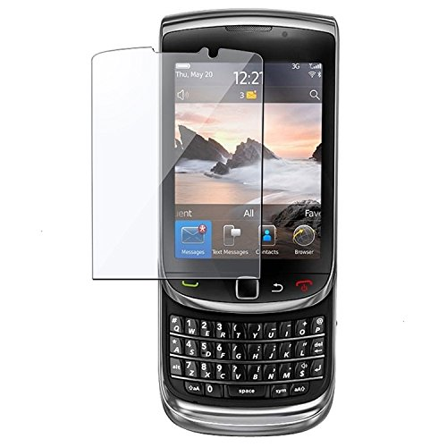 3-Pack Clear Screen Protectors for BlackBerry Torch 9800