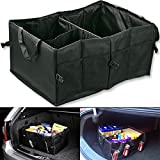 Autoark Multipurpose collapsible SUV/Trunk Organizer - Car SUV Trunk Storage,23.6 x 15.7 x 10.2 inches,AK-001