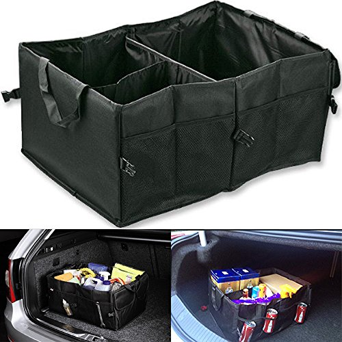 Autoark Multipurpose collapsible SUV/Trunk Organizer - Car ...