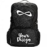 Custom Cheer Competition Bags: Nfinity Sparkle Backpack Bag