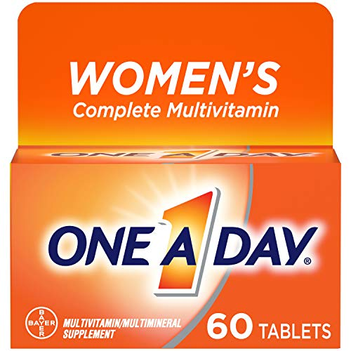 One a Day Women's Multivitamin | 60 Tablets