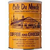 Cafe Du Monde Coffee Chicory, 15 Ounce Ground