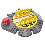 Best kid turntable - Hape Kids Wooden Railway Engine Turntable Review