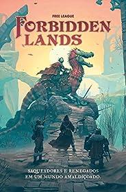 Forbidden Lands Exclusivo Amazon - Galapagos Jogos | Sagen Editora