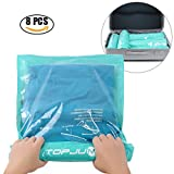 Best Bags For Clothes - Space Saver Storage Bags for Clothes by TOPJUM Review