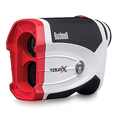 Bushnell Tour X Laser Golf Rangefinder, Certified Refurbished by Bushnell