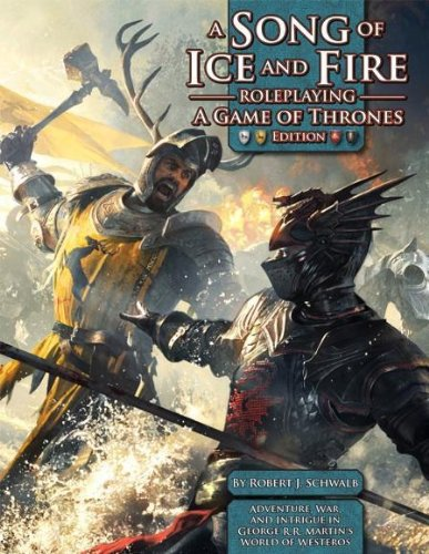 Song of Ice and Fire Rpg*OP