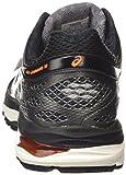 ASICS Gel-Cumulus 17, Men's Running Shoes, Grey (Smoked Pearl/Black/Flash Orange 9290), 7 UK Bild 2