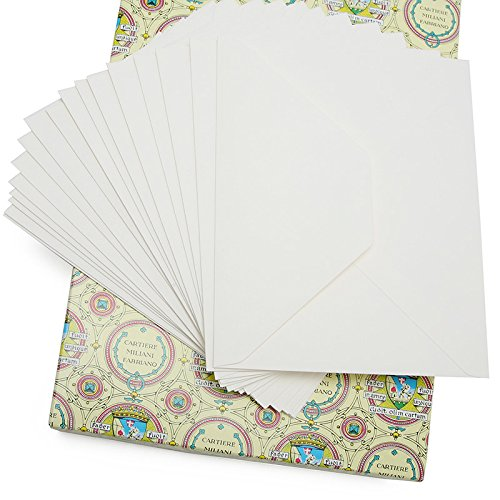 (Fabriano Medioevalis Envelopes Box 100 6.5x8.5